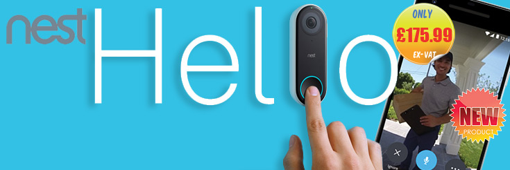 NEST Hello Video Door Bell