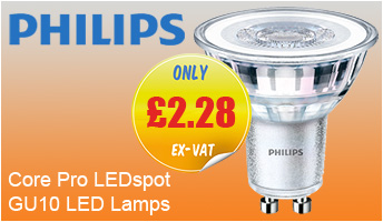 Philips Core Pro LEDspot GU10 LED Lamps