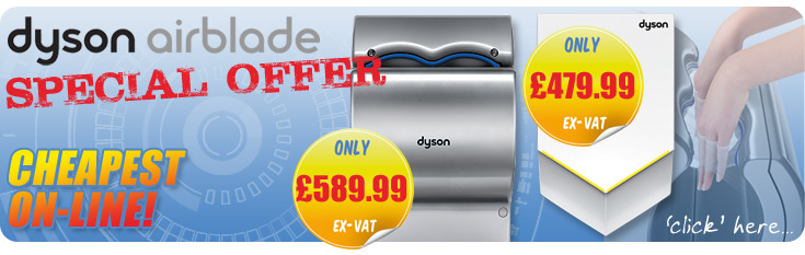 Dyson Airblades - LOWEST Prices On-Line!