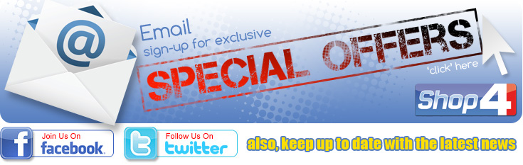 Sign-up for special offers