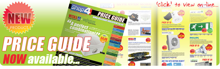 View our NEW Price Guide Online here