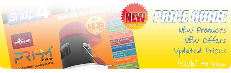 click here to view our NEW price guide