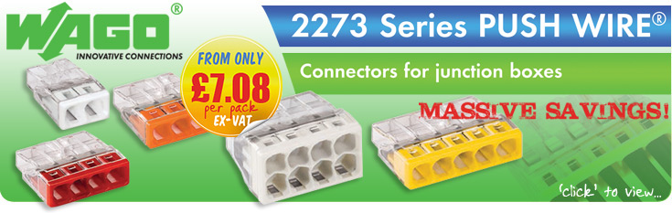 Wago 2273 Series - SPECIAL OFFER