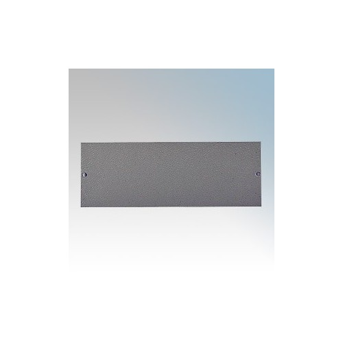TASS STO282 Blank Plate For TFB4/76 Galvanised Floor Box L:185mm x W:76mm