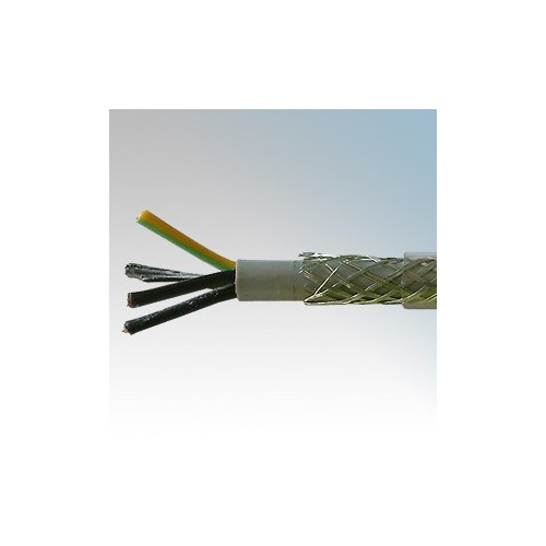 SY0.75-4C Type SY 4 Core Flexible Multicore Control Cable With Numbered Cores 0.75mm  (priced per metre)