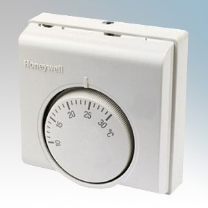 Honeywell T6360B SPDT Electro-Mechanical Room Thermostat 10°C - 30°C 10A 230V