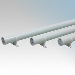 CED TH4 White Tubular Heater 180W 240V 4ft / 1220mm