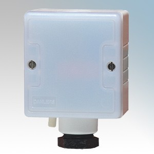 Danlers IP54 Weatherproof Vandal Resistant Twilight Switch With Adjustable Photocell 6A 240V