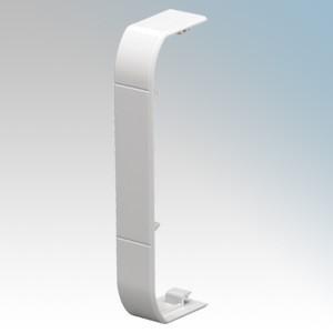 MK Electric VP194WHI Prestige 3D White Skirting Trunking Joint Cover 170mm x 57mm