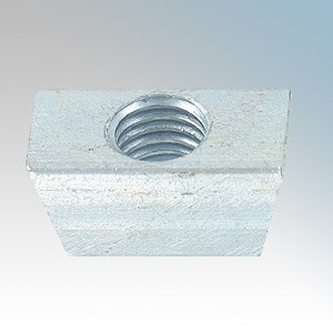 WN/M10 Mild Steel Wedge Nut M10 (Pack Size 100)