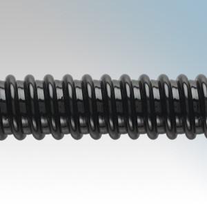 Adaptaflex XF20/30M Xtraflex Type XF Black PVCu Flexible Conduit IP65 20mm 30m Reel