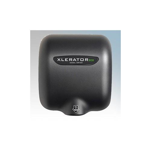 Excel XL-GR Xlerator Eco Graphite Die-Cast Aluminium Low Energy Automatic No Touch Hand Dryer 500W 240V