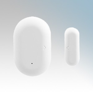 Scolmore Click CSP031 Smart + White Wireless Zigbee Smart Window & Door Sensor 5mA (Average) 3V DC