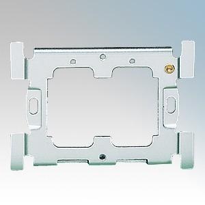 Crabtree 6902 Rockergrid 2 Module Grid Mounting Frame