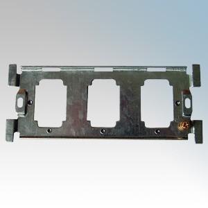 Crabtree 6903 Rockergrid 3 Module Grid Mounting Frame