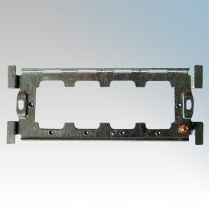 Crabtree 6904 Rockergrid 4 Module Grid Mounting Frame