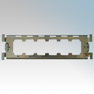 Crabtree 6906 Rockergrid 6 Module Grid Mounting Frame