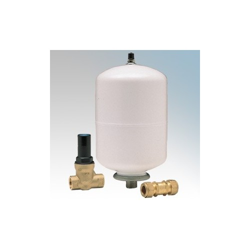 Redring 87-783101 EW Cold Water Control Pack For Water Supply Above 6 BAR For EW Unvented Water Heaters