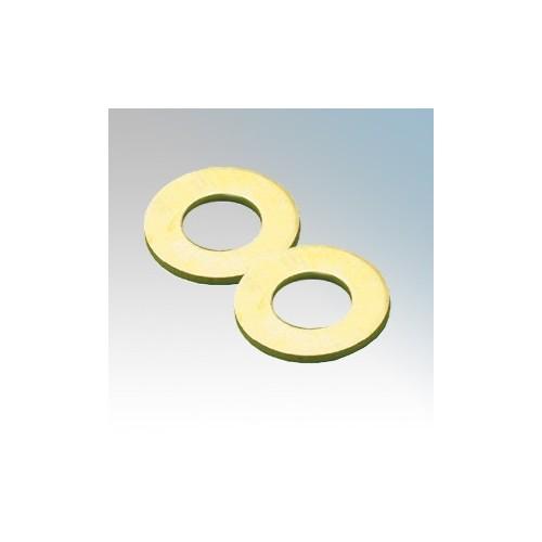 089-189-015 Brass Flat Washers M10 ( Pack Size 100 )