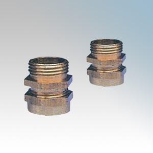 Brass TRS Weathertight Gland 25mm