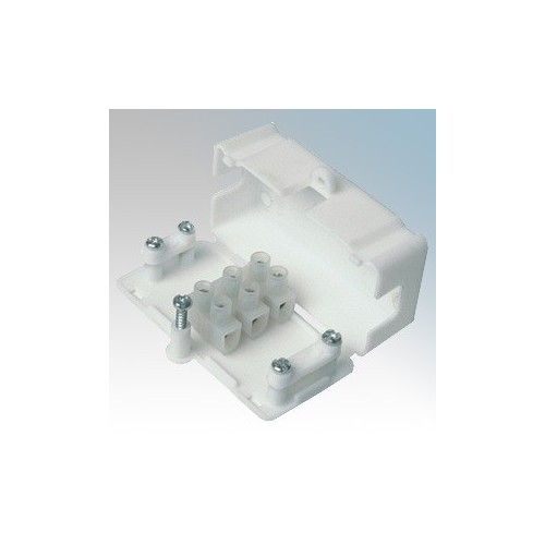 Eterna CB15A Clear Chocbox Connector Cover 15A