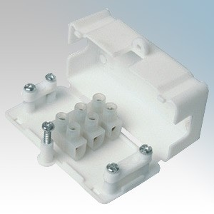Eterna CB5A Clear Chocbox Connector Cover 5A
