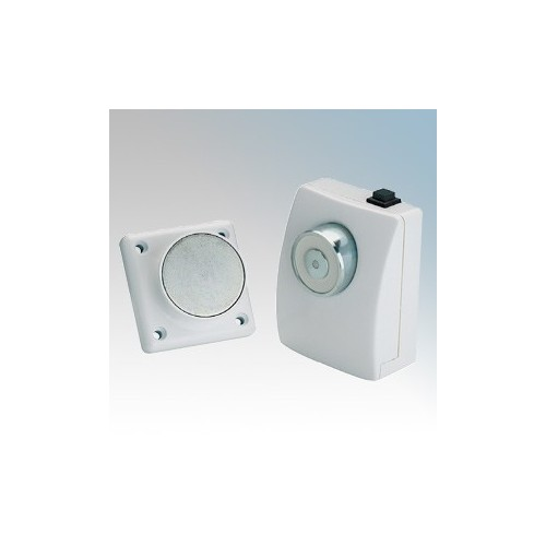 Channel Safety CHDR/24 Magnetic Door Release Unit With Door Plate 24V DC