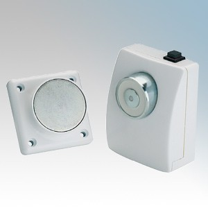 Channel Safety CHDR/240 Magnetic Door Release Unit With Door Plate 240V