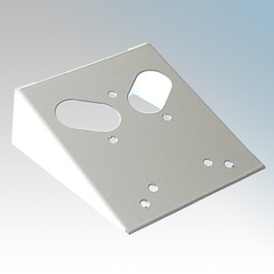 Channel Safety CHDR/BK Floor Bracket For Magnetic Door Release Units