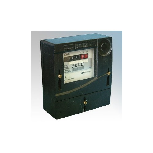Shop4-Electrical Reconditioned Class 2 Single Phase Credit Meter 60A
