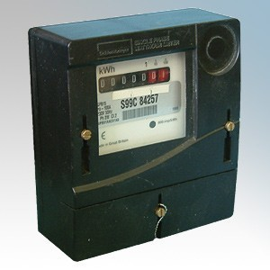 Shop4-Electrical Reconditioned Class 2 Single Phase Credit Meter 80A