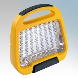 Birchwood E709185 Defender LED Floor Light With 64 LEDs IP44 110V