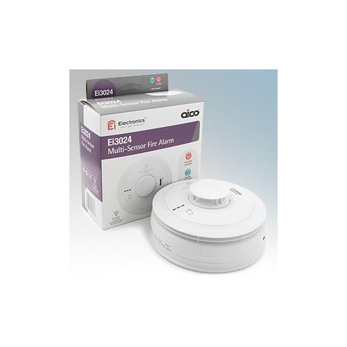Ei3024 Multi Sensor Fire Alarm Aico