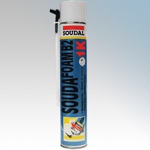 EXFOAM-FR Fire Rated Handheld Expanding Foam 750ml