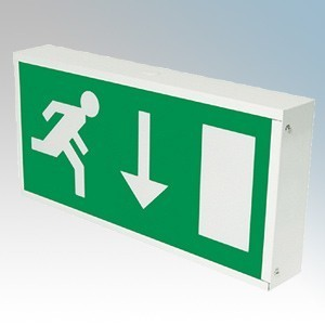 Eterna EXITBOX1L 3 Hour Maintained Emergency Exit Box  IP20 8W T5 240V