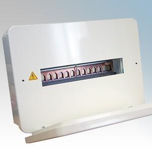 Schneider Easy9 Amendment 3 Metal 2+5+5 Way Pre-Populated Consumer Unit