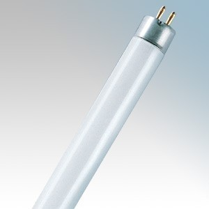 FT24840 Cool White High Output Triphosphor T5 Fluorescent Tube 24W G5 240V 549mm x 16mm