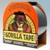 Gorilla TAPE11 Black High Strength Multi-Purpose Duct Tape 48mm x 11m