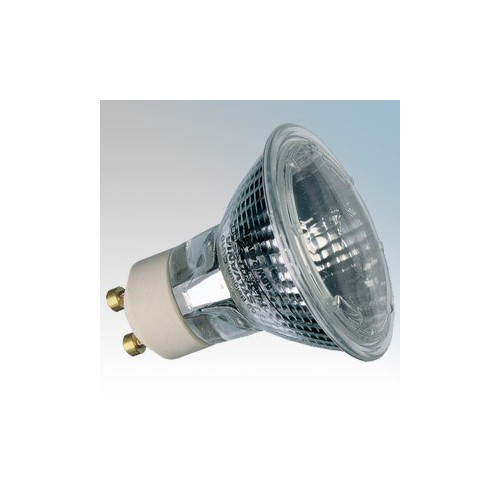 GU10FLOOD35W 50mm Dichroic Reflector Lamp With 40° Beam Angle 2500 Hours 35W GU10 240V 51mm x 57mm