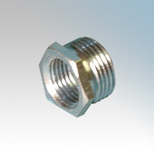 Galvanised Steel Round Conduit Reducer 25mm-to-20mm