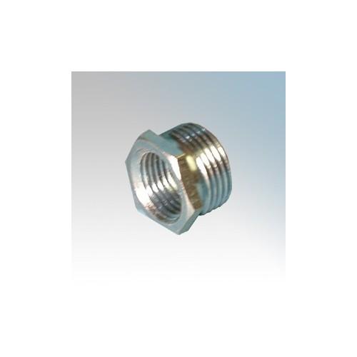 Galvanised Steel Round Conduit Reducer 32mm-to-20mm
