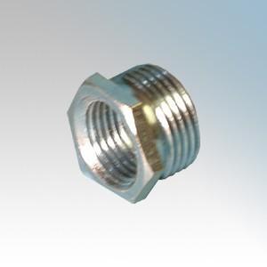 Galvanised Steel Round Conduit Reducer 32mm-to-25mm