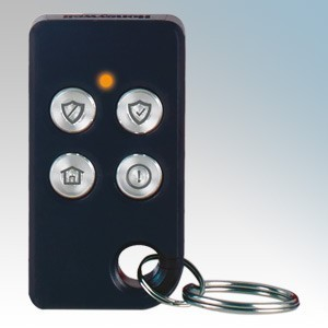 Honeywell HS3FOB1S Black Wireless Remote Control Key Fob With Batteries