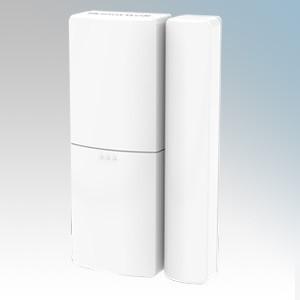 Honeywell HS3MAG1S White Wireless Door & Window Sensor With Batteries