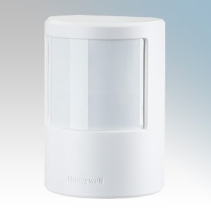Honeywell HS3PIR1S White Wireless Motion Sensor (PIR) With Batteries & Fixings IP20 Detection Range 12m - 105°