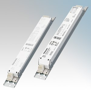 Tridonic 22176095 PC2/58 T8 PRO High Frequency Non Dimmable T8 Ballast For 2 x 58W Fluorescent T8 Fittings L:234mm x W:40mm x H:28mm