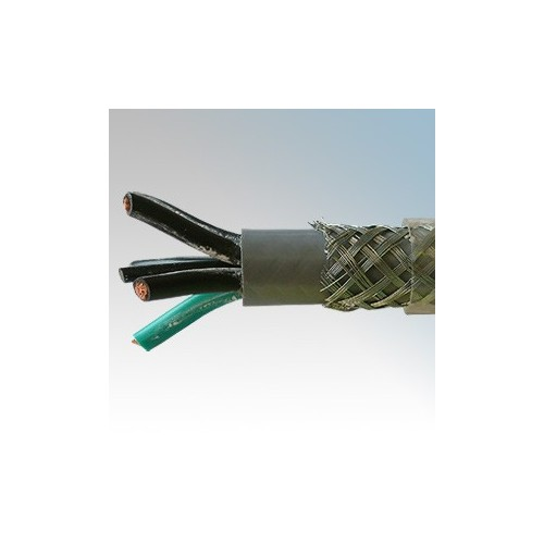 SY6.0-5C Type SY 5 Core Flexible Multicore Control Cable With Numbered Cores 6.0mm (priced per metre)