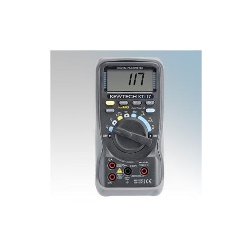 Kewtech True RMS Digital Multimeter