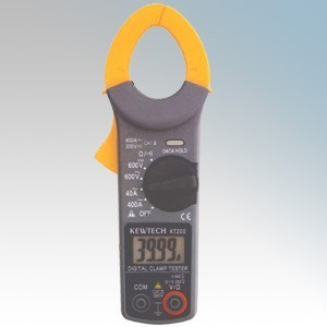 Kewtech Digital AC Clamp Meter