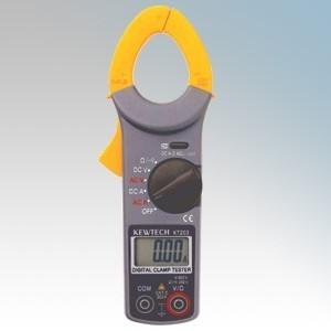 Kewtech Digital AC/DC Clamp Meter